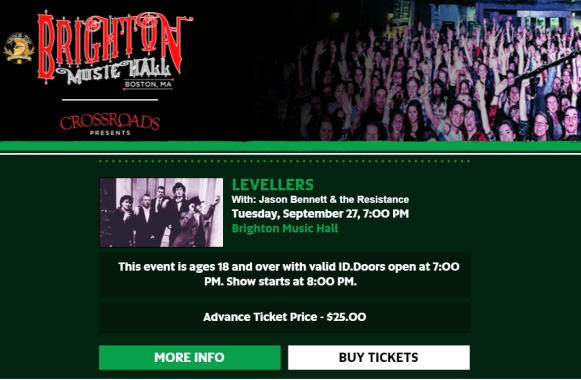 BMH Levellers Tix image with link