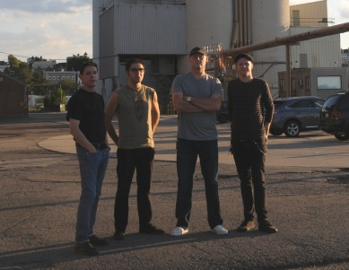 good band photo