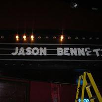 Jason Bennett Paradise Marquee